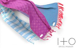 ITO 織り技術で世界を魅了する「工房織座」の新ブランド