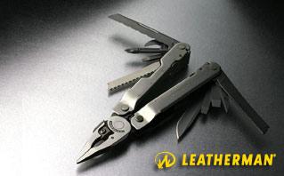 レザーマン:正規品 ニーズに合わせたマルチツール6種類。