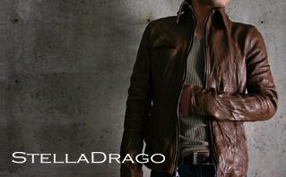 stelladrago(ステラドラゴ)レザージャケット
